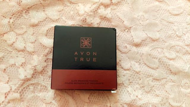 2179. Avon True Colour Bronzing Powder puder bronzujący