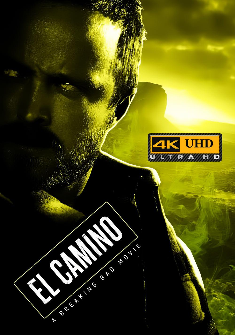 El Camino: Una película de Breaking Bad (2019) NF 4K UHD WEB-DL Latino