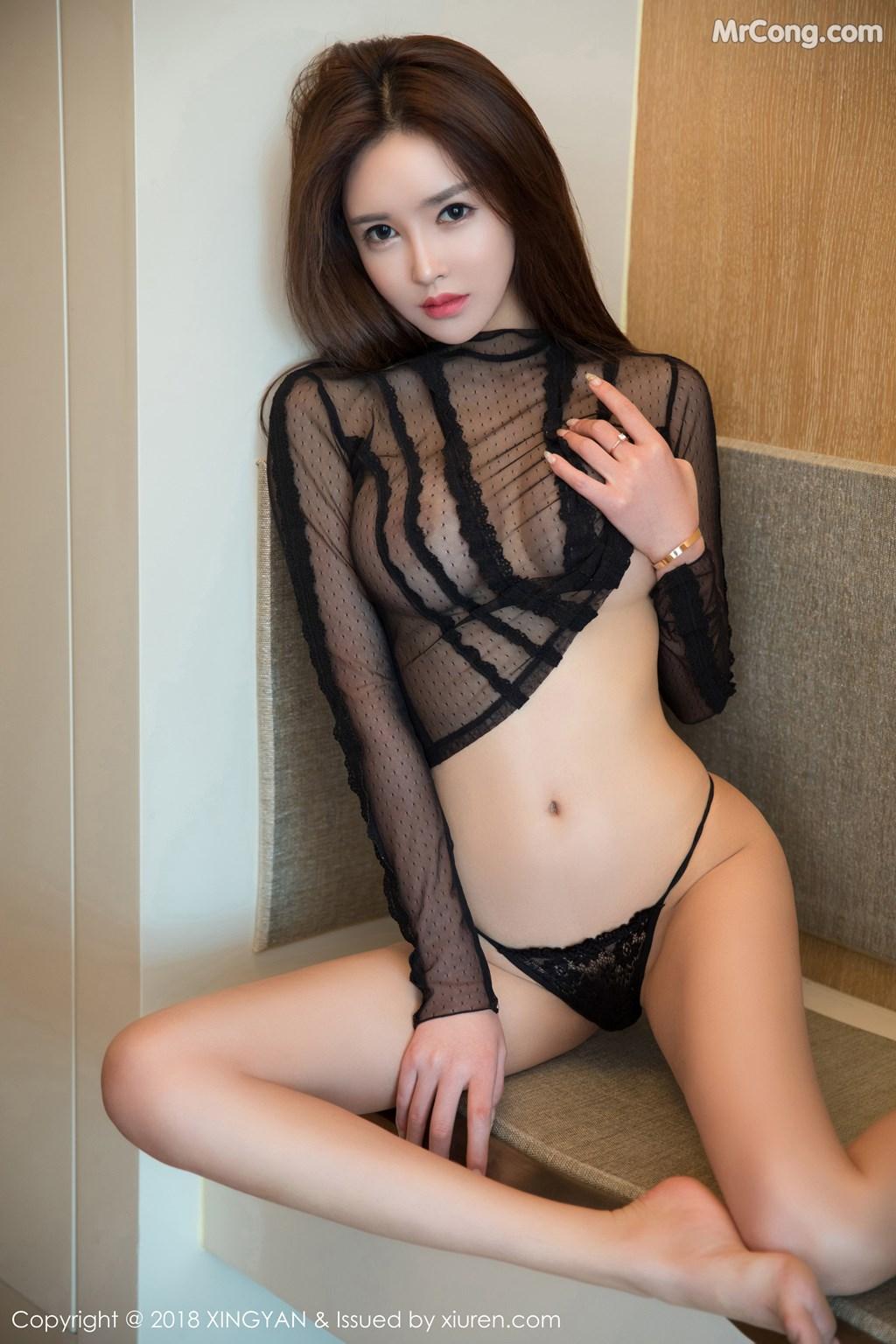 Image XingYan-Vol.089-Zhao-Xin-Yue-MrCong.com-010 in post XingYan Vol.089: Người mẫu Zhao Xin Yue (赵馨悦) (38 ảnh)