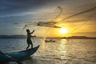 Susahnya menjadi nelayan