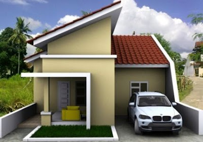 jenis atap rumah minimalis type 36