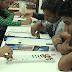 CRISP Bhopal scanning fingerprints to assess aptitude of students