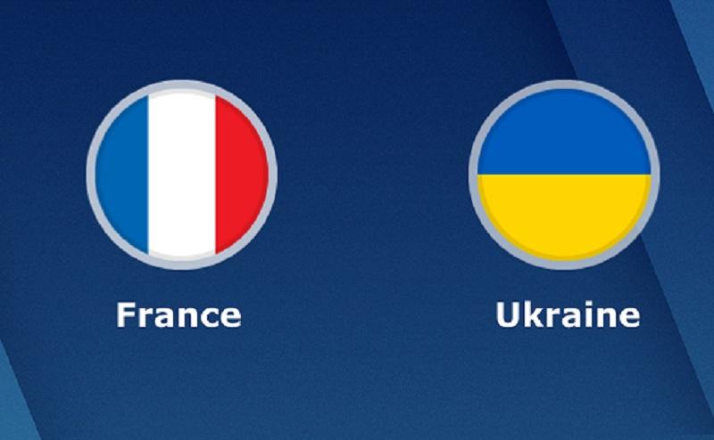 بث مباشر مباراة فرنسا واوكرانيا