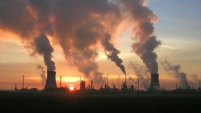 ONU: Alarmante récord de gases de efecto invernadero en 2018