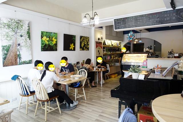 野夫咖啡苗栗店- 彌而蔬食人文館~苗栗素食、素食咖啡館