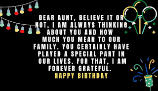 emotional birthday wishes for aunty