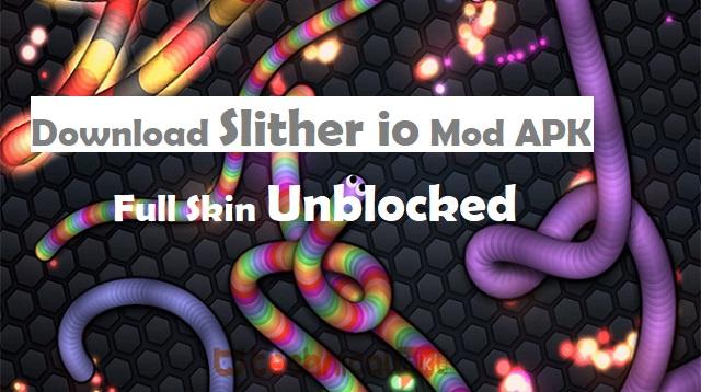 Slither io Mod APK