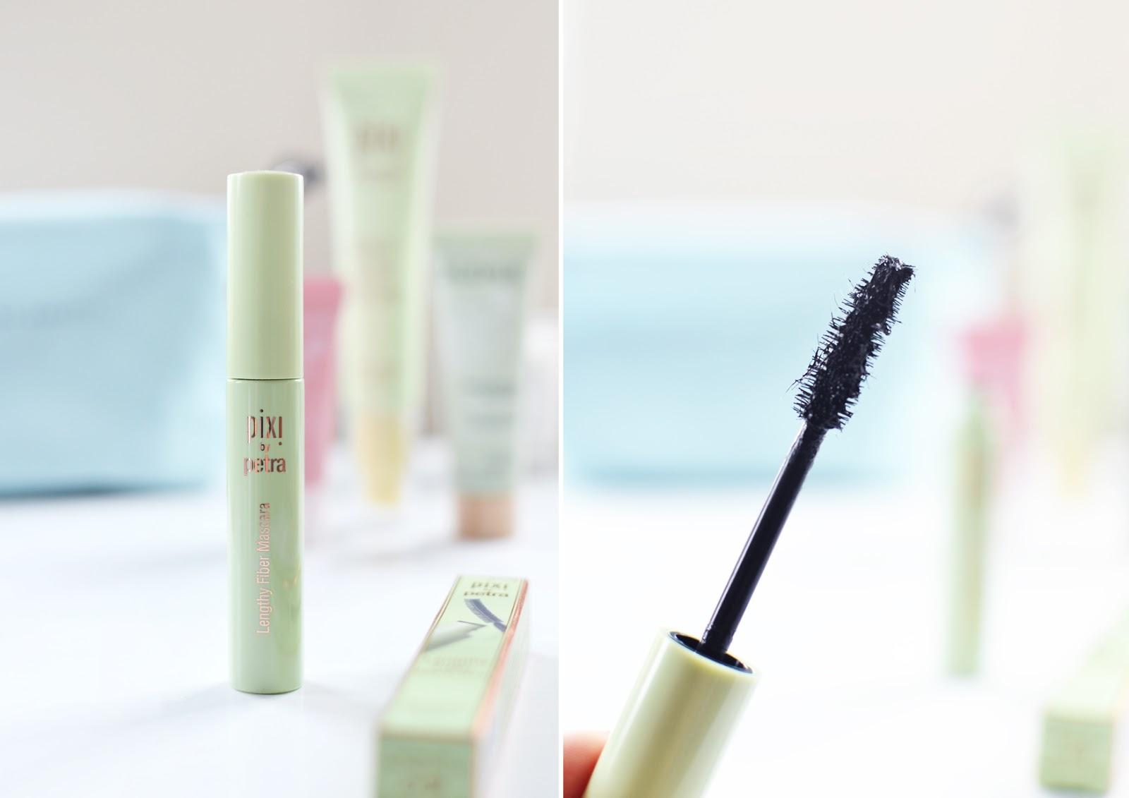 pixi lengthy fiber mascara