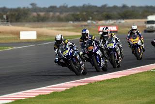 M Faerozi dan Richard Taroreh Optimis Bisa Lebih Baik di Race 2 AP250 ARRC Australia 2018