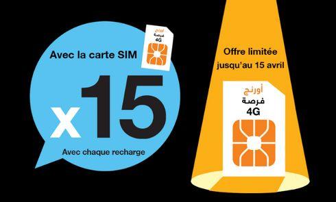 Orange Maroc lance Orange Forsa - Tic Maroc b0de11e277e