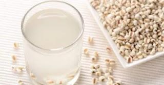 Benefits of Drinking plenty of barley water