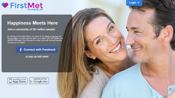 Free dating sites with facebook login
