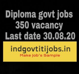 diploma govt jobs