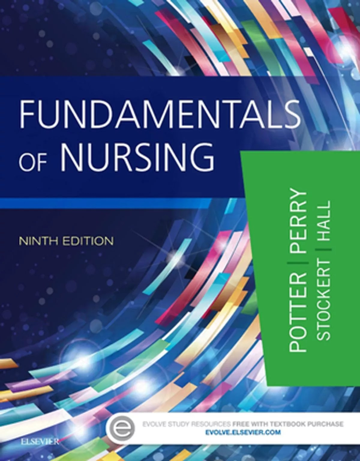 fundamentals of nursing written by patricia potter rn msn