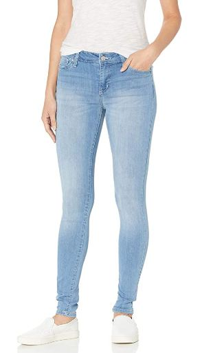 Women's Infinite Stretch Mid Rise Skinny Jean