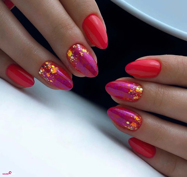 19 Summer and Spring Nails Art Design That Are All Pretty and Trendy