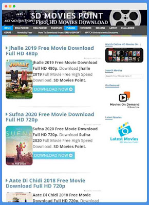 SDMoviesPoint Punjabi Movies Download