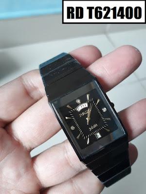 đồng hồ nam mặt vuông, đồng hồ nam mặt chữ nhật RD T621400