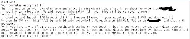Prometey (Ransomware)