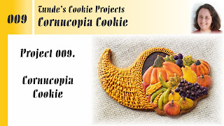 Cornucopia cookie class