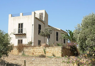 Sicilian playwright Luigi Pirandello was born in Caos, a village near Agrigento