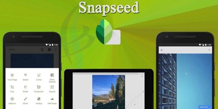 طرق, ونصائح, لتحرير, الصور, فى, تطبيق, Snapseed