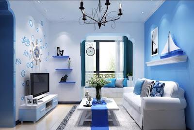 10 Ide Warna Cat Ruang Tamu agar Terlihat Luas, Simak Yuk!