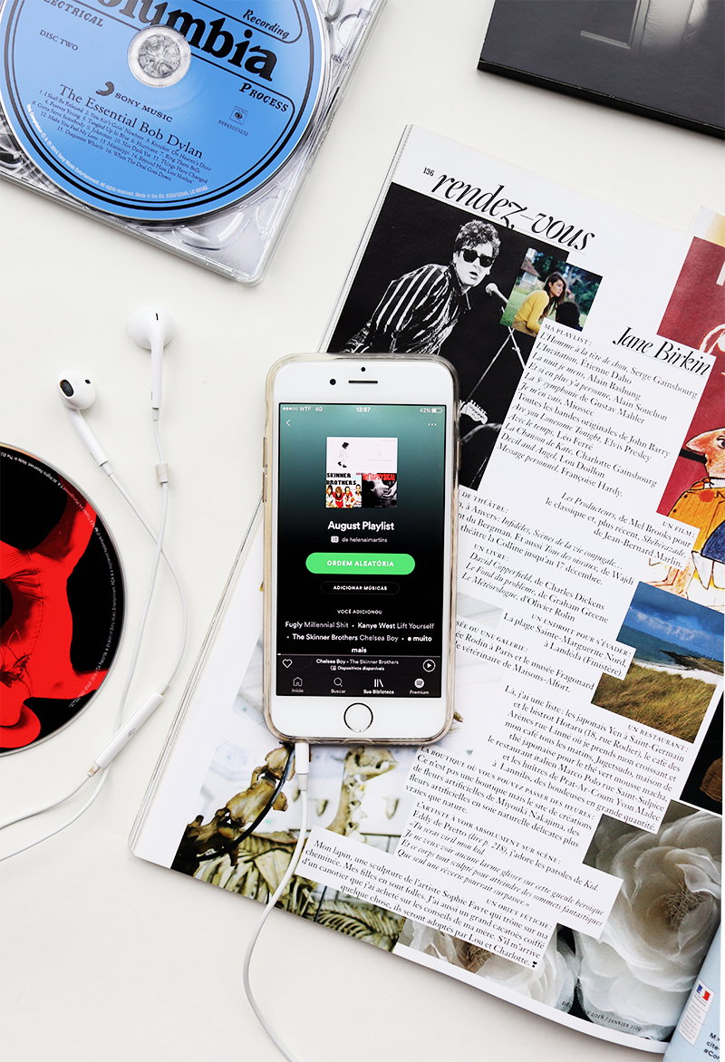 The Monthly Playlist: August