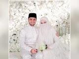 Wedding Neelofa dan PU Riz