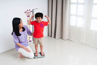 Cara Menghitung Berat Ideal Anak