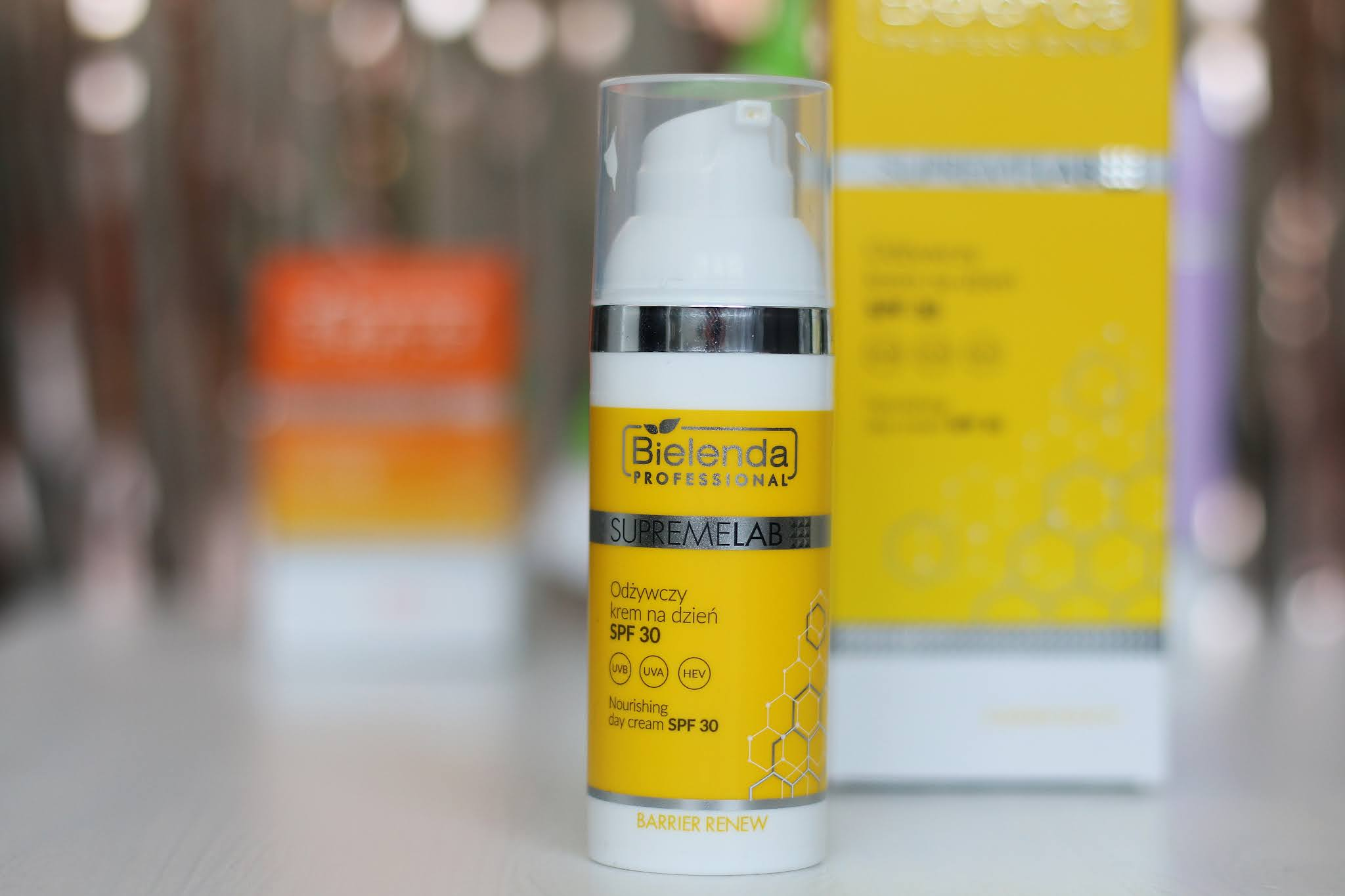bielenda supremelab barrier renew spf30