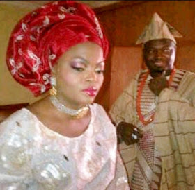 Wedding photos: Funke Akindele weds Kenny Almaroof