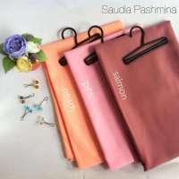 Saudia Pashmina - www.jilbablicious.com