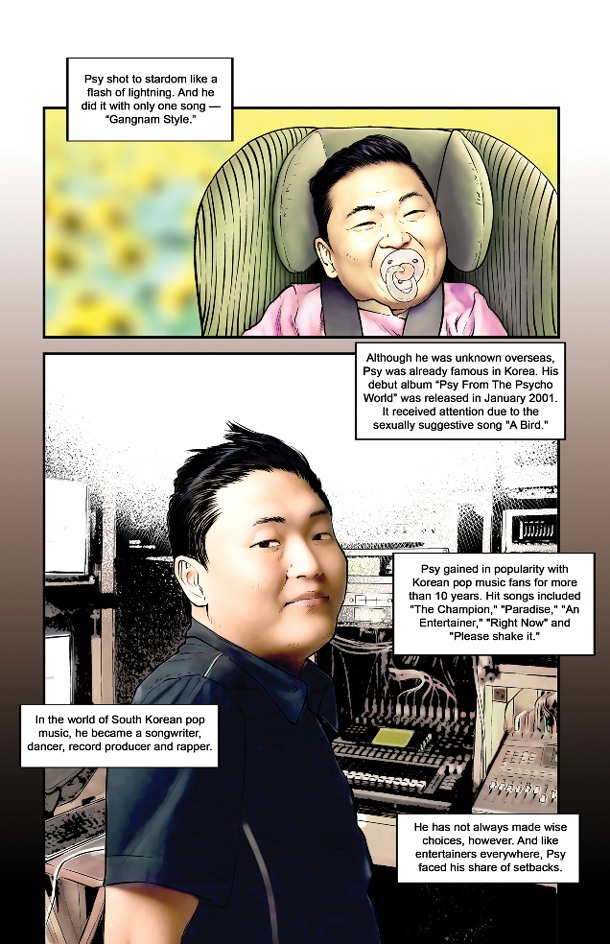 Psy - 3
