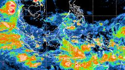 Peringata BMKG, Perlambatan Kecepatan Angin, Beberapa Wilayah Akan Alami Cuaca Extrim
