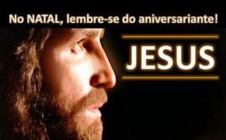 O Natal não é o aniversário de Jesus?