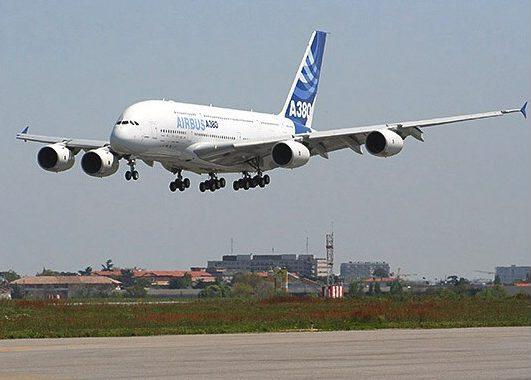 Gambar Pesawat Airbus A380 01