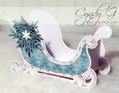 3d sleigh box