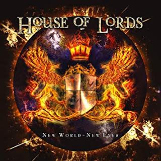 """Ο δίσκος των House Of Lords """"New World - New Eyes"""""""
