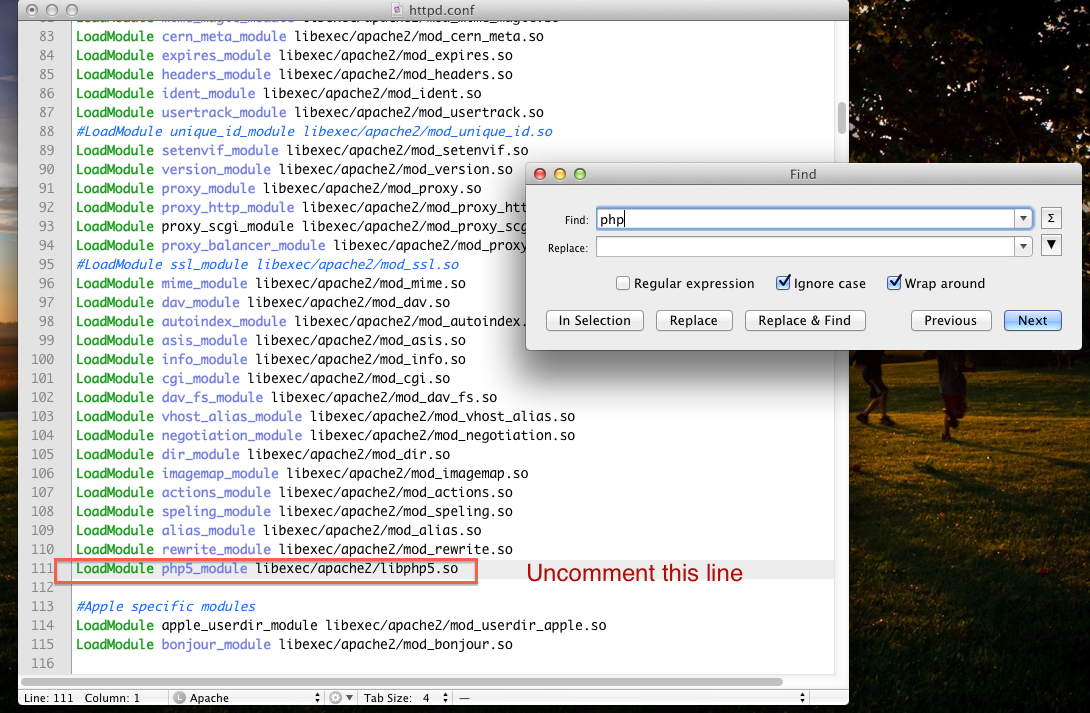 Apache Mysql And Php For Mac