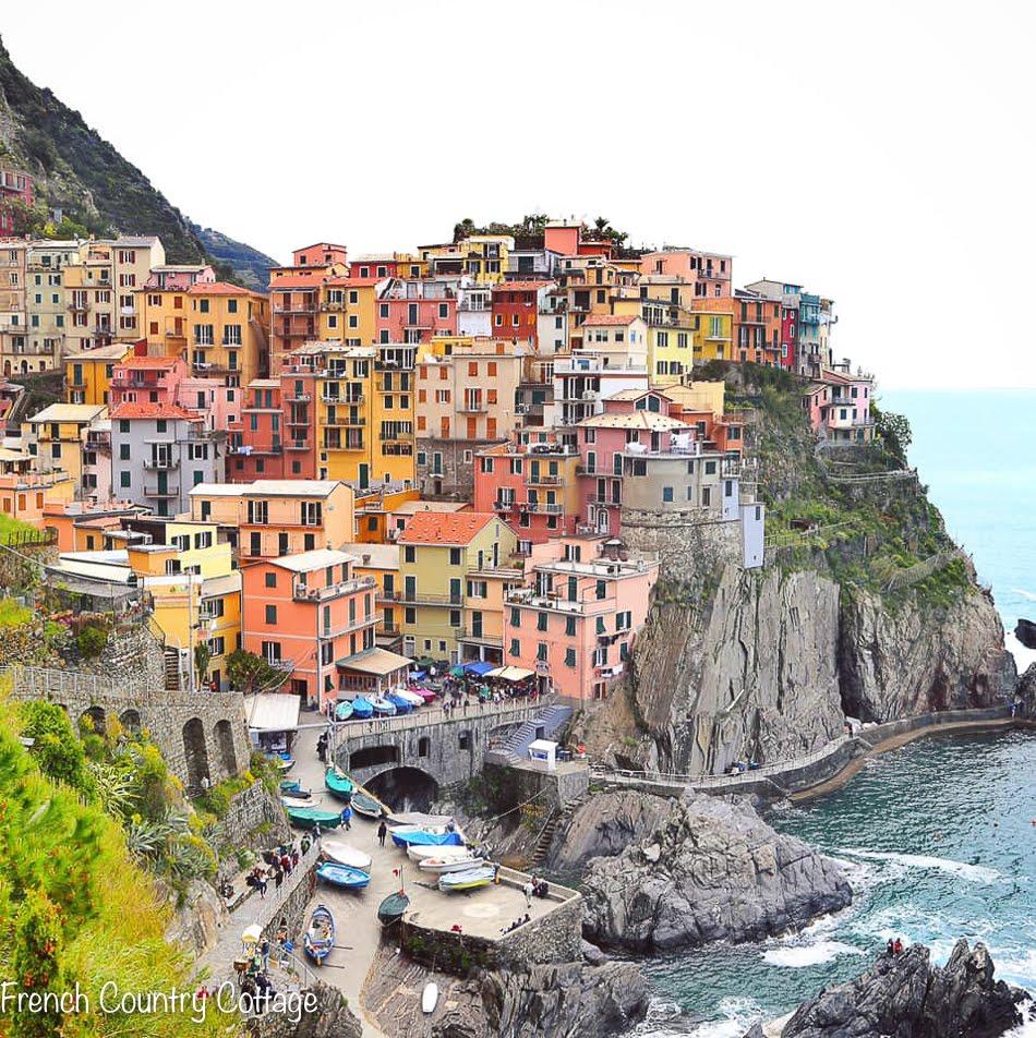 Travel Diaries- Cinque Terre, Italy