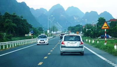 Toan canh cao toc Bac Giang - Lang Son chuan bi thong xe