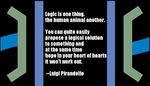 logic and the animal