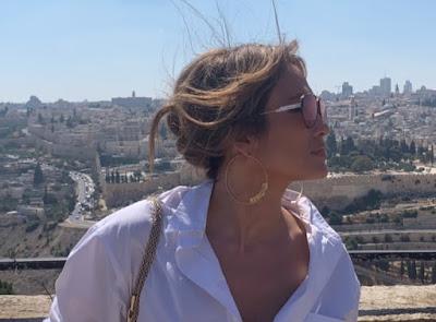 Jennifer Lopes emociona fãs em visita a Israel