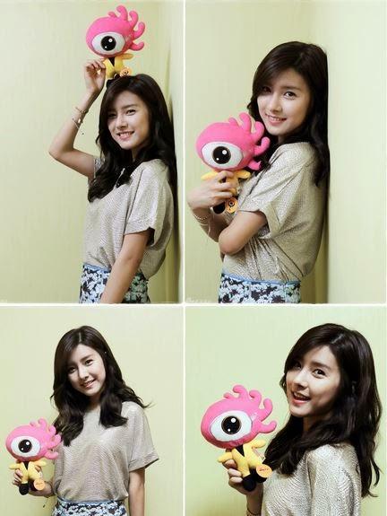 Koleksi Foto Kim So Eun Terbaru Cantik dan Manis