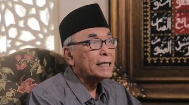 Jokowi Berubah! Abdillah Toha: Presiden Sekarang Mendengar Suara Siapa? Oligarki?