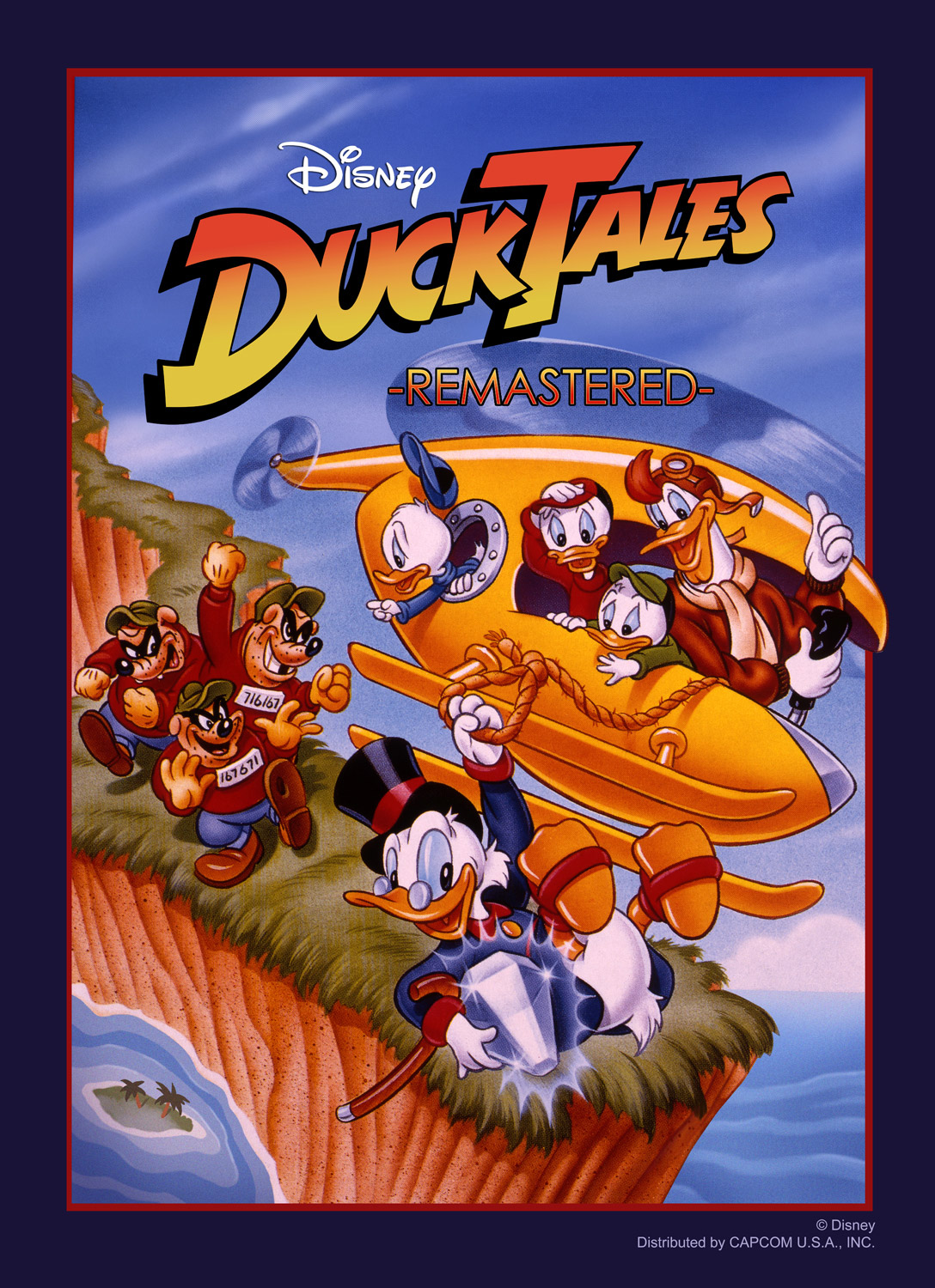 #Gaming NEWS! DuckTales Remastered | G33K Life