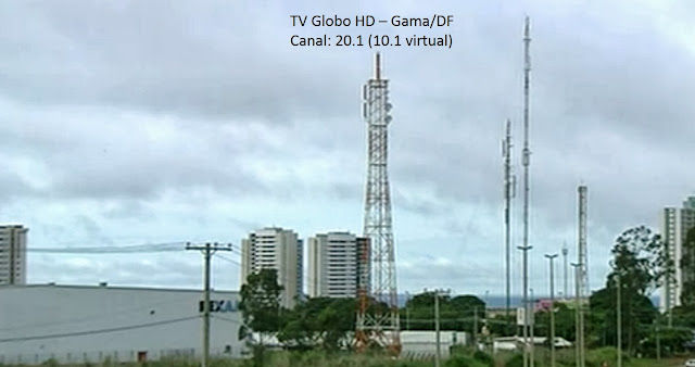 TV Globo Digital do Gama DF