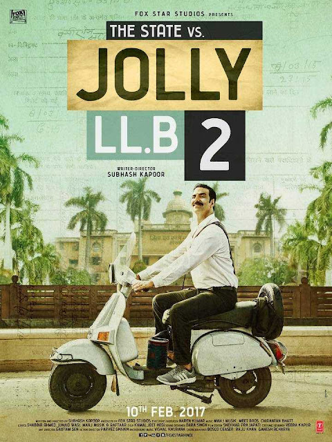 Poster Jolly LLB 2 (2017) Full HD Movie Download 720p