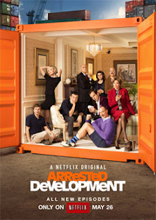 Arrested Development season 4 poster